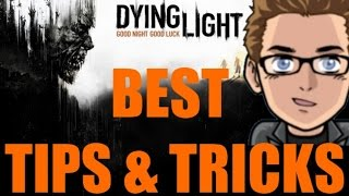 Download Dying Light Gameplay TIPS AND TRICKS - Best Beginners Guide TUTORIAL Walkthrough 1 HD weapons Video