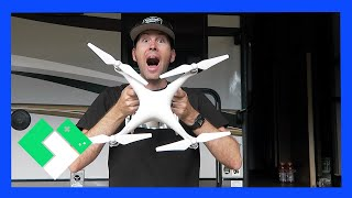 Download I GOT A NEW DJI PHANTOM DRONE!!! (Day 1581) Video