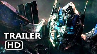 Download TRANSFORMERS 5 Optimus VS Bumblebee Tv Spot Trailer (2017) Action Blockbuster Movie HD Video