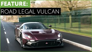 Download ONLY Road Legal Aston Martin Vulcan in the world Video