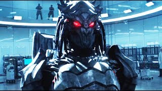 Download The Predator 2018 - Predator Killer Suit | ALL Predator Kill Scenes [FHD] Video