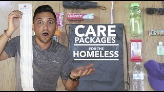 Download Homeless Care Packages   We Love Helping the Homeless!   Collective Change - 170 Heroes Video