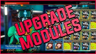 Download NO MAN'S SKY NEXT | Upgrade Modules & Technology Bonuses EXPLAINED! Video