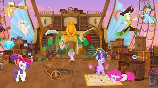 Download My Little Pony: The Movie (2017) 360º Pirates Image Video