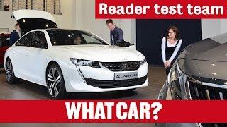 Download 2018 Peugeot 508 coupé | Reader test team | What Car? Video