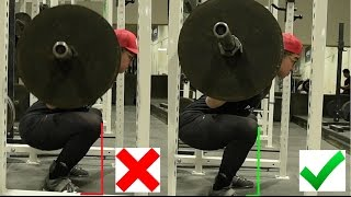Download FORWARD KNEE TRAVEL IN THE SQUAT: Optimizing Bar Path For The Lifter (Ft. Jake Noel) Video