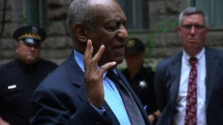 Download Cosby Leaves Pittsburgh Courthouse Video