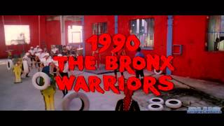 Download 1990 Bronx Warriors 1080p HD Movie Trailer - Blue Underground Video