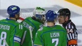 Download Svedberg looses his temper, tackling Bereglazov Video