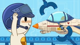 Download Jet | Finley's Factory Ep.7 | Cartoon for kids Video