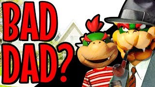 Download Is Bowser a Bad Dad? - The Lonely Goomba Video