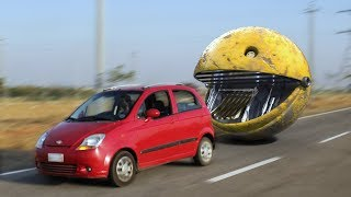Download Pac-Man In Real Life Video