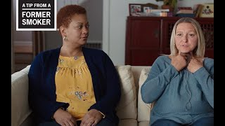 Download CDC: Tips From Former Smokers - Tiffany and Sharon's Ways to Quit Tips Commercial Video