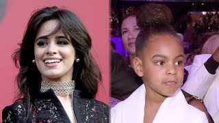 Download Camila Cabello Says Blue Ivy Made Her Feel Insecure At The Grammys Video