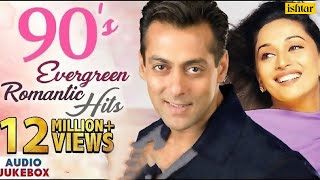 Download 90's Evergreen Romantic Hits | Best Bollywood Hindi Love Songs | JUKEBOX | Popular Songs Collection Video