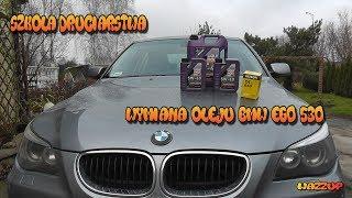 Download Szkoła Druciarstwa Wymiana Oleju Januszowym Sposobem BMW E60 530i Wazzup :) Video