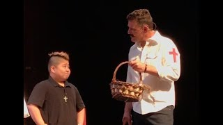 Download KID DOES AMAZING ACT ON EASTER SERVICE Video