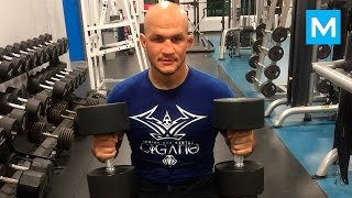 Download Road to UFC Champion - Junior Dos Santos | Muscle Madness Video