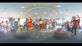 Download Jollibee's Amazing 360° Music Video Video