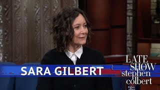 Download Sara Gilbert Had The Idea To Resurrect 'Roseanne' Video