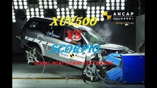Download Mahindra Scorpio V/S Xuv500 Crash Test Global NCAP Safety Rating Video