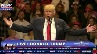 Download DONALD TRUMP Calls Out ″Dishonest Media″ BIG TIME - FNN Video