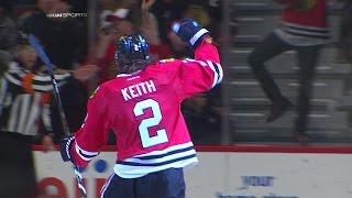 Download 01/10/2017: Red Wings 3 at Blackhawks 4 F/OT Video