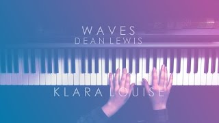 Download WAVES | Dean Lewis Piano Cover Video
