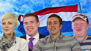 Download Americans share their 1st impressions of the Netherlands Video