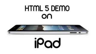 Download HTML5 : Cool demo on iPad + New Youtube Layout ! Video
