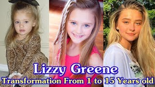 Download Lizzy Greene transformation from 1 to 15 years old Video