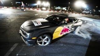 Download Drifting in Abu Dhabi - Red Bull Car Park Drift 2012 Video