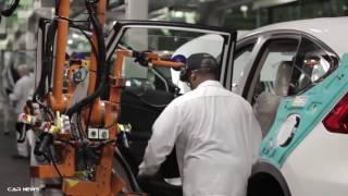 Download 2017 Honda CR V Production Video