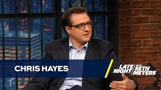 Download Chris Hayes on Donald Trump's Threat to President Obama's Legacy Video