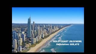 Download TOP 10 LARGEST CITIES IN AUSTRALIA Video