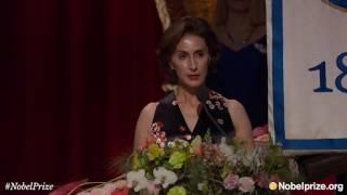 Download Bob Dylan speech at the 2016 Nobel Banquet Video