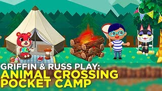 Download ANIMAL CROSSING: Pocket Camp AHOY w/ Griffin and Russ Video