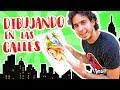 Download ENAMORANDO LA COCINERA | DIBUJANDO EN LAS CALLES DE PUNTA CANA | HaroldArtist Video