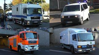 Download [Geiselnahme Köln HBF] Seltene Einsatzfahrten von Polizei, Feuerwehr & Rettungsdienst Video
