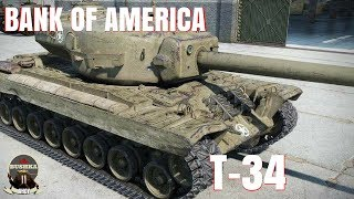 Download T 34 The Bank of America World of Tanks Blitz Video