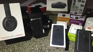 Download Dumpster Diving Phone Store! Found Beats, IPhone 7, and More Phones? Video