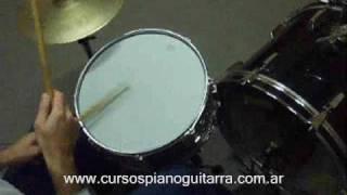 Download Como tocar Rock en la batería - curso para principiante Video