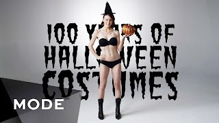 Download 100 Years of Fashion: Halloween Costumes ★ Glam Video