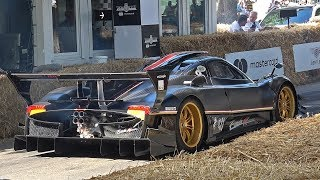 Download BEST OF GOODWOOD SUPERCARS, HYPERCARS and RACECARS Launches!! Video