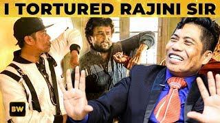 Download PETTA: How I Tortured Rajini Sir ? - Rajini's Shocking Reply - Reveals Stunt Master Peter Hein Video