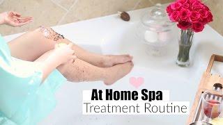 Download My Pamper Routine 2016 - Shower Edition, No Bathtub Needed - MissLizHeart Video