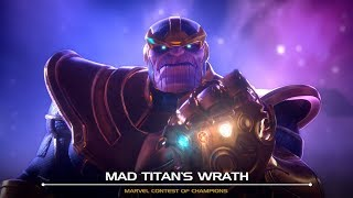 Download Mad Titan's Wrath | Marvel Contest of Champions Video