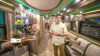 Download $2.8 Million Dollar RV Tour ~ 2018 Marathon Prevost Motorhome Video