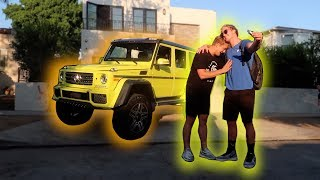 Download I GOT MY BROTHER HIS DREAM TRUCK!!! *apology* Video