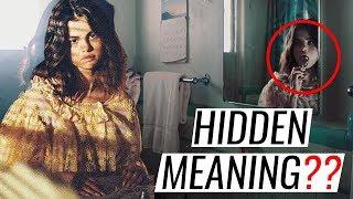 Download HIDDEN MEANINGS | Selena Gomez - FETISH + Analysis Video